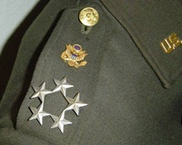 military shoulder rank as compared to google page rank