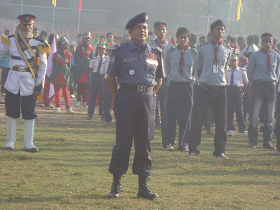 16th December Victory Day march past