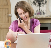 Moms Can Make Money as a Freelancer