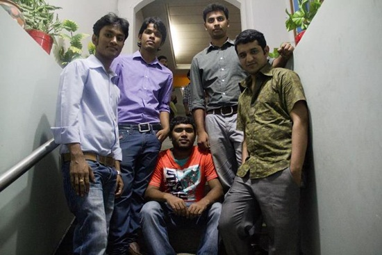 The devsteam original five